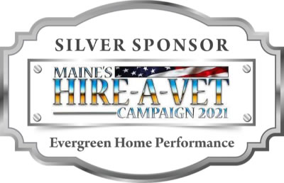 This is the sponsor medallion for evergreen.