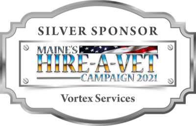This is the sponsor medallion for vortex.