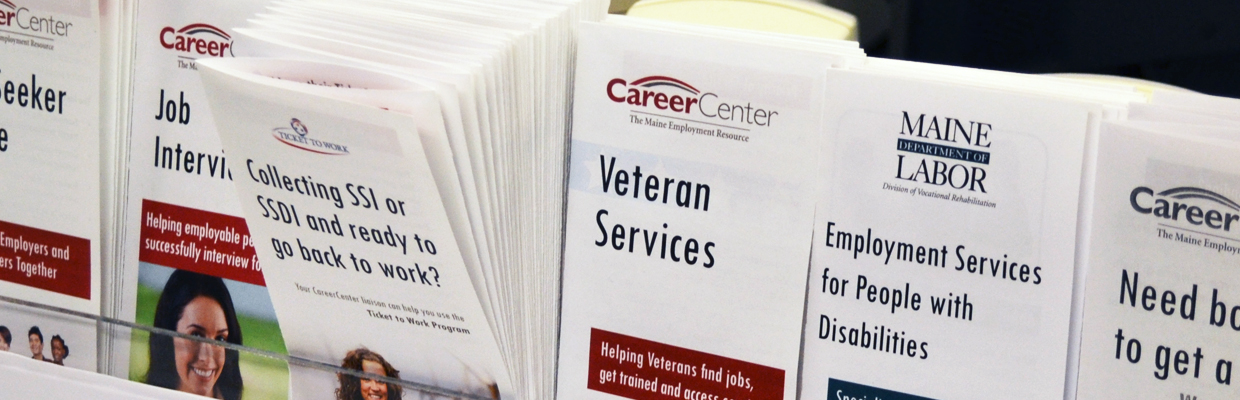 Careercenter Brochures